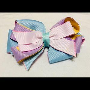 Multi Colored Bow